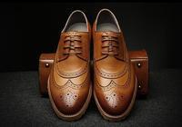 如何分辨男士皮鞋:布洛克鞋、德比鞋、牛津鞋、孟克鞋……