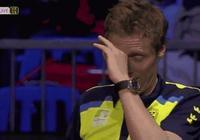 世乒賽感人一幕:53歲佩爾森哭了!曾與老瓦齊名 又一個馬琳