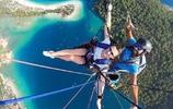 土耳其的滑翔傘,生命就要這麼嗨