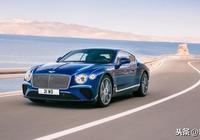 豪華英倫風跑車-賓利歐陸 GT