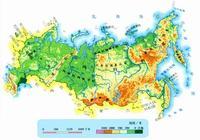 惡劣氣候的俄羅斯