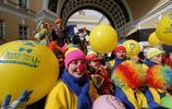 聖彼得堡慶祝幽默節