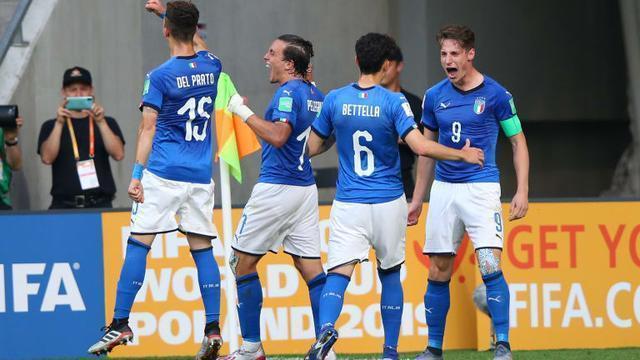U20世界盃今夜半決賽 意大利v烏克蘭 韓國v厄瓜多爾 播出預告
