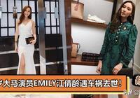 臺媒爆29歲女星江倩齡凌晨去世,本來她今天去北京錄新節目