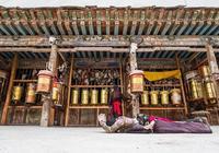 """甘南藏著一個百年藏寨,還是遠近聞名的""""長壽村""""!"""