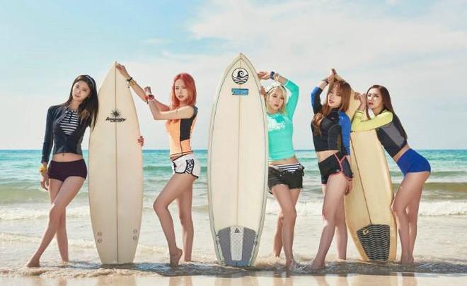 韓國濟州島沙灘風景吸引眾多遊客,原因竟是她們來了