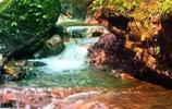 桂林的一條彩溪 中國第一溪