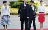日本首相安倍晉三最想刪除的一組照片,很難堪,很尷尬!
