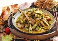 竹筍燒肉的做法