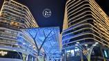 上海這座超大體量的購物廣場因藝術噴泉而成為當地新晉網紅打卡地