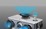 """藍牙無線桌面音箱,帶來不一樣的""""重低音"""""""