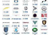 除了特斯拉,還有哪些你不知道的新能源汽車品牌