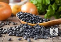 黑黃豆泡醋有哪些功效?