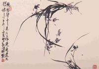 國畫史上的蘭花趣談