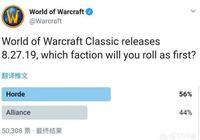 暴雪舉行魔獸世界懷舊服陣營投票,部落人數高於聯盟,為何沒有了血精靈玩家依然愛部落?