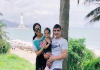 與兩位奧運冠軍分手 娶了自己的美女翻譯 他女兒已3歲 她們仍單身