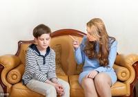 打罵給孩子留下陰影 這8種科學懲罰孩子的方式你需要知道