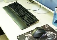 這款機械鍵盤能上水冷?達爾優EK815機械鍵盤