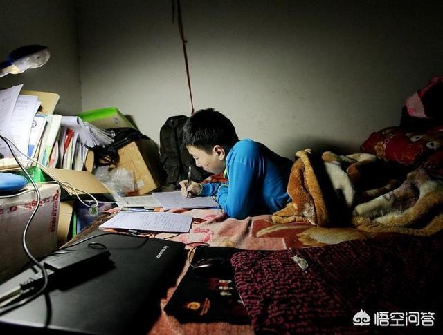 毛坦廠中學的某學生一天學習18個小時,只要學不死就往死裡學。你怎麼看這件事?