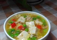 豆腐這麼做,簡單美味有營養,果然還是家常菜最好吃