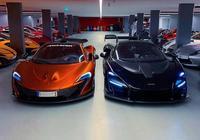 邁凱倫的兩輛神車,P1與塞納,誰更帥一點!