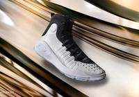 Under Armour Curry 4 全新黑白配色內地發售信息
