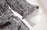 """又出一款毛衣裙,叫""""法式""""冬裙,專為愛美的女人設計,美到驚豔"""