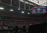 NCAA半決賽座位看不到球場地板