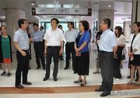 國家中醫藥管理局局長於文明調研西安市中醫藥工作