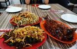 煤礦一家七口人吃酸湯子,有菜有蒸餃,花60塊,不服不行,真便宜