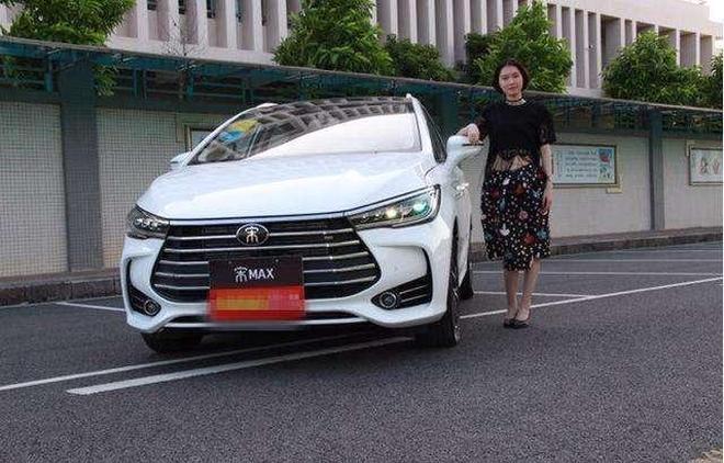 比亞迪果然聽話了!全車使用中文徹底放棄字母標,寶駿真的危險了