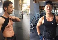 娛樂圈新升的健身之星,演技炸裂身材好,你更支持誰?