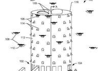 亞馬遜設想打造巨型無人機塔 加快無人機送貨