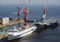 國產航母展開大動作,印度航母起火,俄羅斯航母修好無望