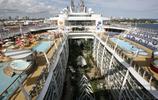 海洋綠洲:世界上最大的郵輪,泰坦尼克五倍大,有錢人的玩物