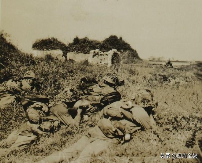 2009年首次面世的私人照片展示了湖北當陽被日軍侵佔的情景