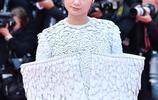 戛納電影節常客李宇春又來了,網友:怎麼越來越不會穿衣服了