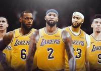 NBA新賽季三大首發陣容:火箭雄鹿落選,湖人僅第3,第一太恐怖