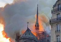 法國沒錢修巴黎聖母院,但是卻有錢發動戰爭你怎麼看?