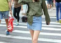 劉雯、奚夢瑤紐約面試維密,點亮街頭,網友:果然大勢還是小白鞋