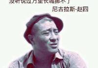 尼古拉斯·趙四簡介