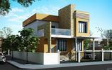 農村宅基地8米麵寬如何建房,這5套戶型簡單大氣,網友秒贊