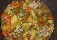 電飯鍋肉米飯