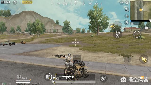 """刺激戰場:玩家發現""""自動開火""""功能,操作簡單,卻很少人知道!對此你怎麼看?"""
