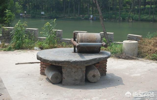 農村老家直徑1.2米的大石磨,有人出200元買,我沒出手,虧了嗎?
