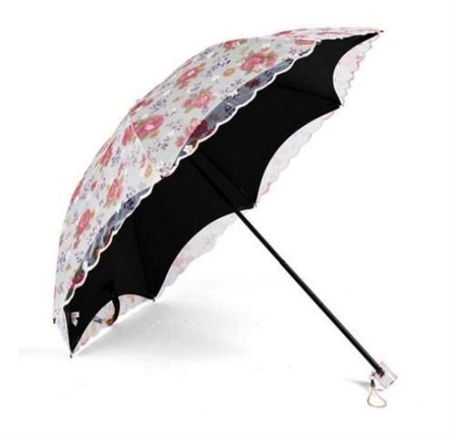 我買的第4款雨傘放包裡,閨蜜竟沒認出來,厲害了