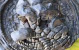 一塊古銅色的石頭標價99萬元,除了外形像城堡,還有啥名堂
