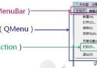 QT開發(二十二)——QMainWindow主窗口