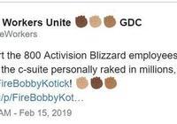 動視暴雪大裁員惹眾怒!遊戲工人聯盟請願解僱動視CEO