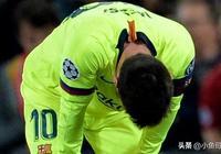 曝歐冠出局後梅西更衣室痛哭 1人帶不動低迷巴薩他真傷了